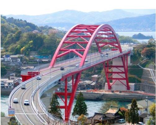 第二音戸大橋(だいにおんどおおはし)